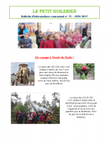 Le petit Guilerien 11 – Juin 2017
