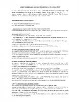 CR Conseil du 28/10/2020