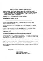 CR Conseil du 28/04/2021